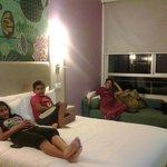 A view of Double Room