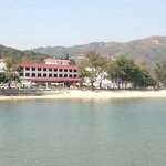 the hotel from the mui wo stop