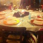 tavolo cenone