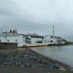 Bowmore vom Meer aus gesehen