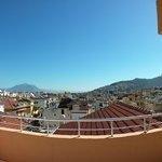 панорамный вид с крыши