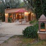 The 'restaurant' lodge