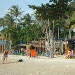 beachbars at khlong khong