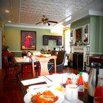 Lobby/breakfast room