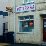 Batty's Fish Bar, Bangor High Street