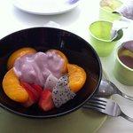 新鮮水果餐