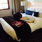 Queen Standard Room - super clean!
