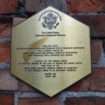 Ghetto Wall plaque