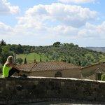 Tuscany! Principe Corsini Vineyard