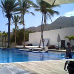 espectacular la piscina Diiiiiios