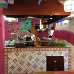 Cocina Rest. Los Colorines Av. Teopanzolco