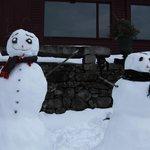 Snowmen in Snowville
