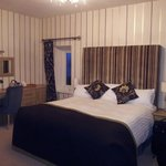 Bedroom of Clitheroe Suite