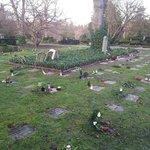французская часть кладбища