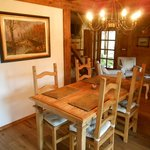 Dining room Chalet