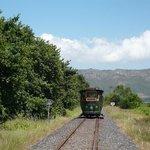 The wine train - great fun