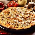Pizza Shitake