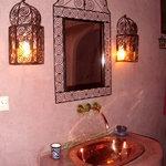 Salle de bains chambre AAJIBA
