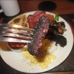 Black pudding is Blood-licious!