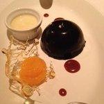 Dessert - Bergamote