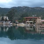 kekova pansion (on the right)