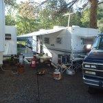 Campsite # 21