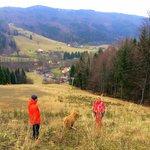Ski slope nearby