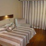 Aspect of Room at Casa dos Matos Hotel - Alvados - Portugal