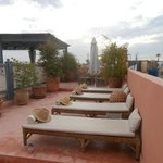 On top of the Riad