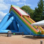 Pinezilla - 42 foot high inflatable waterslide