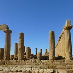 Templenes dal,Herkules tempelet