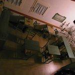 Angolo colazione - Foto dal Soppalco