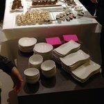 New Year's Eve Dinner: Appetizer Buffet