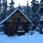 Cottonwood Cabin @ Xmas