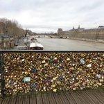 Ponte do Amor (Ponte dos cadeados)