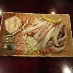 Squid (appetizer)