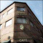 Fachada Hotel De Gante