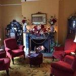 Lily Inn Sitting Room
