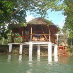 Bungalow from the water