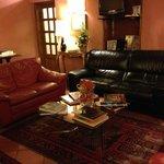 Reception area/social space