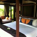 la pool villa