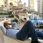 U can relax anywhere
