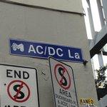 AC/DC laneway