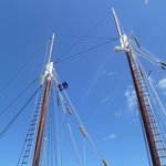It is a Tall Ship indeed.