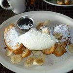 The French Toast was AWESOME.