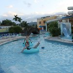 Waterpark-one of 3 pools