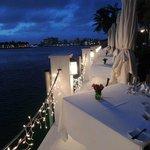 Secret Garden on the Dock, dining