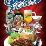 Bud's Sports Bar Menu