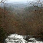 Top of Amicalola Falls