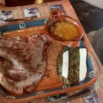 Cecina - the local speciality